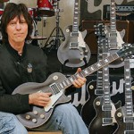 Gibson Releases Beck Oxblood Repro