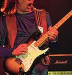 Robin Trower's Bridge of Sighs Gear