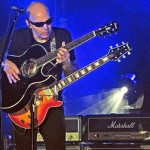 Satriani Is Using Marshalls in Chickenfoot…