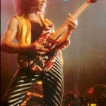 EVH Started Using the Bar Because of Blackmore