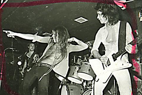 Early Van Halen (photo from davidleeroth.com)