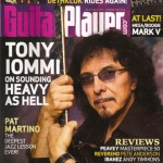 Iommi Fans, Get the New Guitar Player Mag