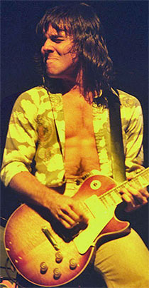 Ronnie Montrose's 'Rock Candy' Tone…