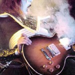 New Info on Ace Frehley's 1970s Gear