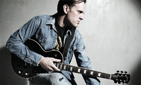 The Dark (But Not Really) Bonamassa Interview