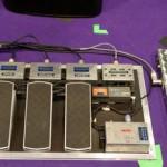 Steve Morse's Volume/Expression Pedal Setup
