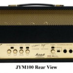 Yngwie's New Marshall Has…Built In Effects