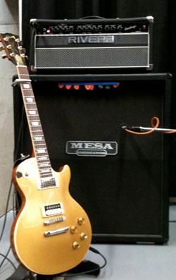 John's AC/DC rig (John Drenning photo).