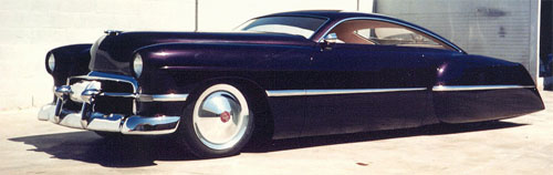 Yes, it's a Rev. Willy G. special...cool!