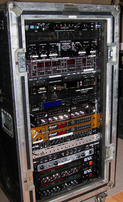 Viv's current rack (hugeracksinc.com photo).