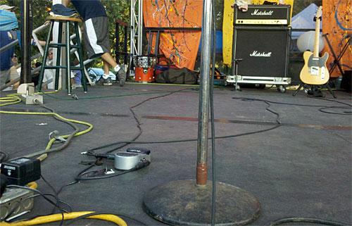 Jim's woody rig....