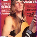 The Rest of Steve Morse's 1978 Gear
