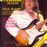 Mick Ralphs' Hoople and Bad Co Gear
