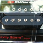 DiMarzio Gravity Storms Kick A**!